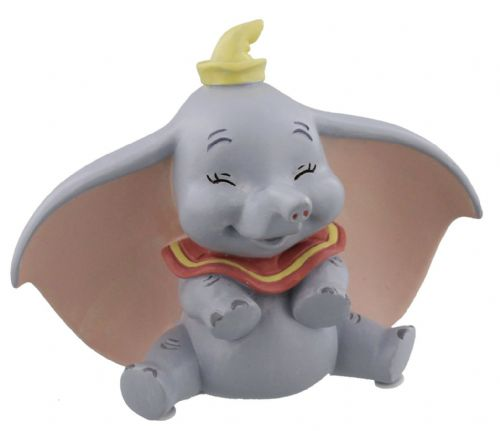 Disney Collectable Figurine Gift - Magical Moments Dumbo Ornament 'You Make Me Smile'